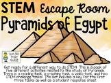 STEM Escape Room - PYRAMIDS of EGYPT