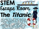 STEM Escape Room - The RMS Titanic