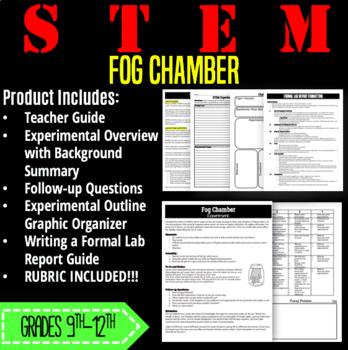 STEM Activity-Fog Chamber