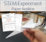STEM Challenge - Paper Airplanes (Fun Experiment)