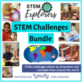 STEM Explorers Bundle - Global Engineering Design Challenges