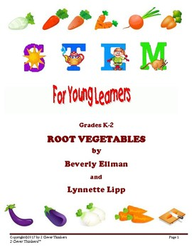STEM FOR YOUNG LEARNERS: Root Vegetables