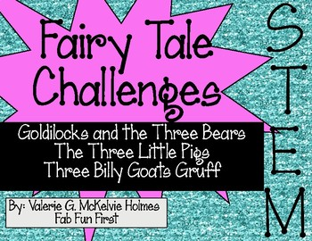 STEM Fairy Tale Challenges