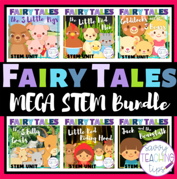 STEM Fairy Tale MEGA BUNDLE
