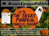 STEM Fall Pumpkin Math Bundled Unit