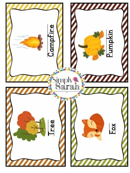 STEM: Fall Task Cards