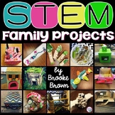 STEM & STEAM Challenge Family Projects - Distance Learning