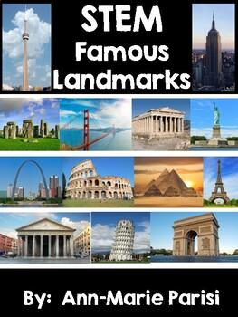 STEM Famous Landmark Building Challenge