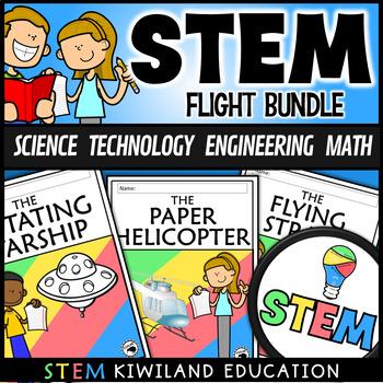 STEM Flight Experiments Challenges Bundle