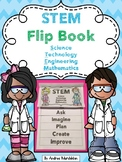 STEM Flip Book - Use with any STEM Challenge