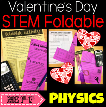 STEM Foldable: Physics of Cupid