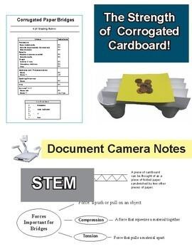 STEM: Folded Paper Bridges