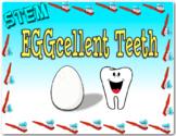 STEM Food Nutrition- EGGcellent Teeth