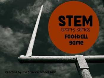 STEM Football Stations Pack