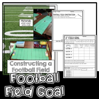 STEM Football Field Goal Challenge