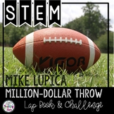 Million-Dollar Throw Lapbook and STEM Football Field Goal Challenge