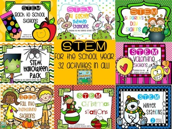 STEM For The School Year