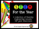 STEM For The Year: A Collection of Monthly Engineering Activities