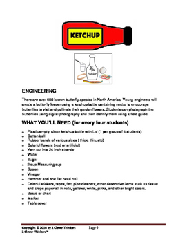 STEM For Young Learners: KETCHUP
