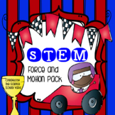 STEM Force and Motion Pack