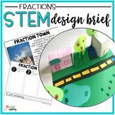 STEM Fractions Fraction Town