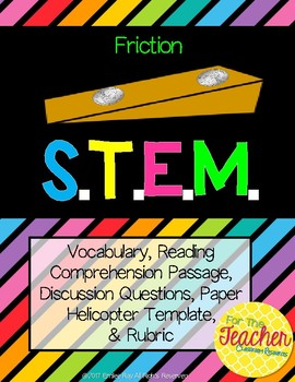 STEM - Friction Ramp