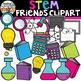 STEM Friends Clipart {STEM Clipart}