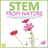 STEM From Nature {NGSS 3-5-ETS1 Aligned}