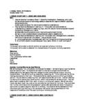 STEM Full Unit Lesson Plans