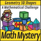 STEM Geometry 1: A Math Murder Mystery