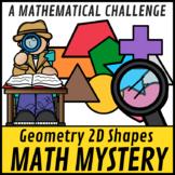 STEM Geometry 2: A Math Murder Mystery