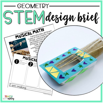 STEM Geometry Musical Math