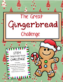 STEM Gingerbread Engineering Challenge!