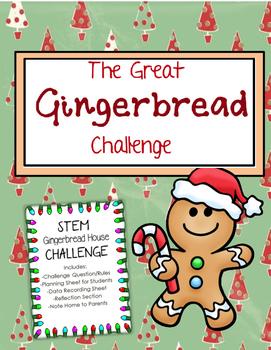 STEM Gingerbread Engineering Challenge!