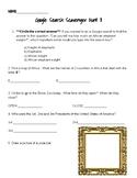 STEM- Google Scavenger Hunt Part II - 2nd/3rd Grade