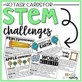 STEM Grab Bags- 40 Challenges!