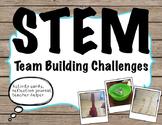 STEM Group Activities