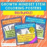 STEM Growth Mindset Poster Bundle