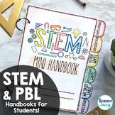 STEM Guide Handbook   PBL Guide Handbook EDITABLE