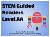 STEM Guided Readers - Level AA