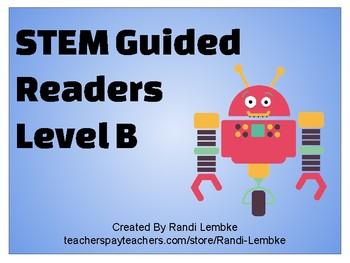 STEM Guided Readers Level B