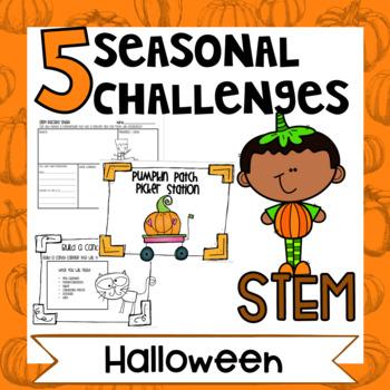 STEM Halloween Stations