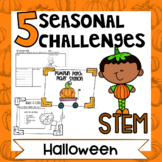STEM Halloween Stations