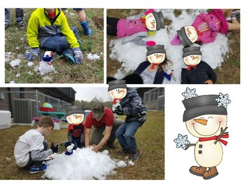 STEM Harcourt Journey Lesson 12 Snow Activity