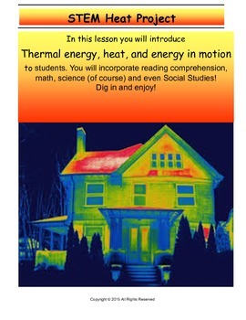STEM Create Thermal Energy Challenge