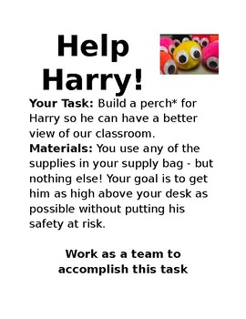 STEM Help Harry