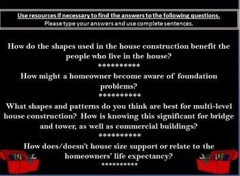 STEM House Building Challenge
