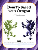 STEM - How To Breed Your Dragon Genetics Lesson