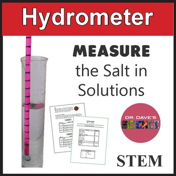 Ocean: Hydrometer