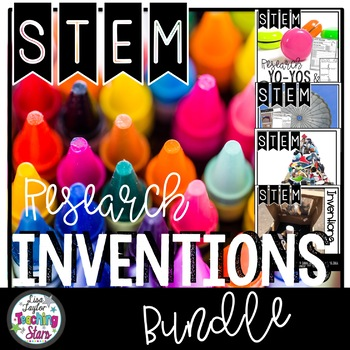 STEM Inventions Bundle